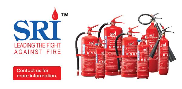 SRI Fire Extinguishers